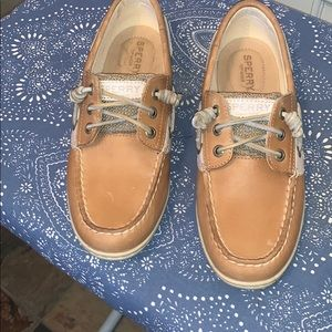 Women's Sperry Topsiders-  size 6 1/2 - New
